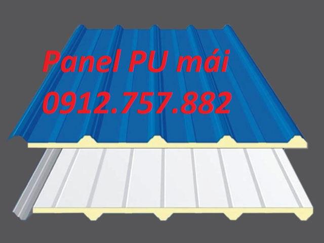 panel mái